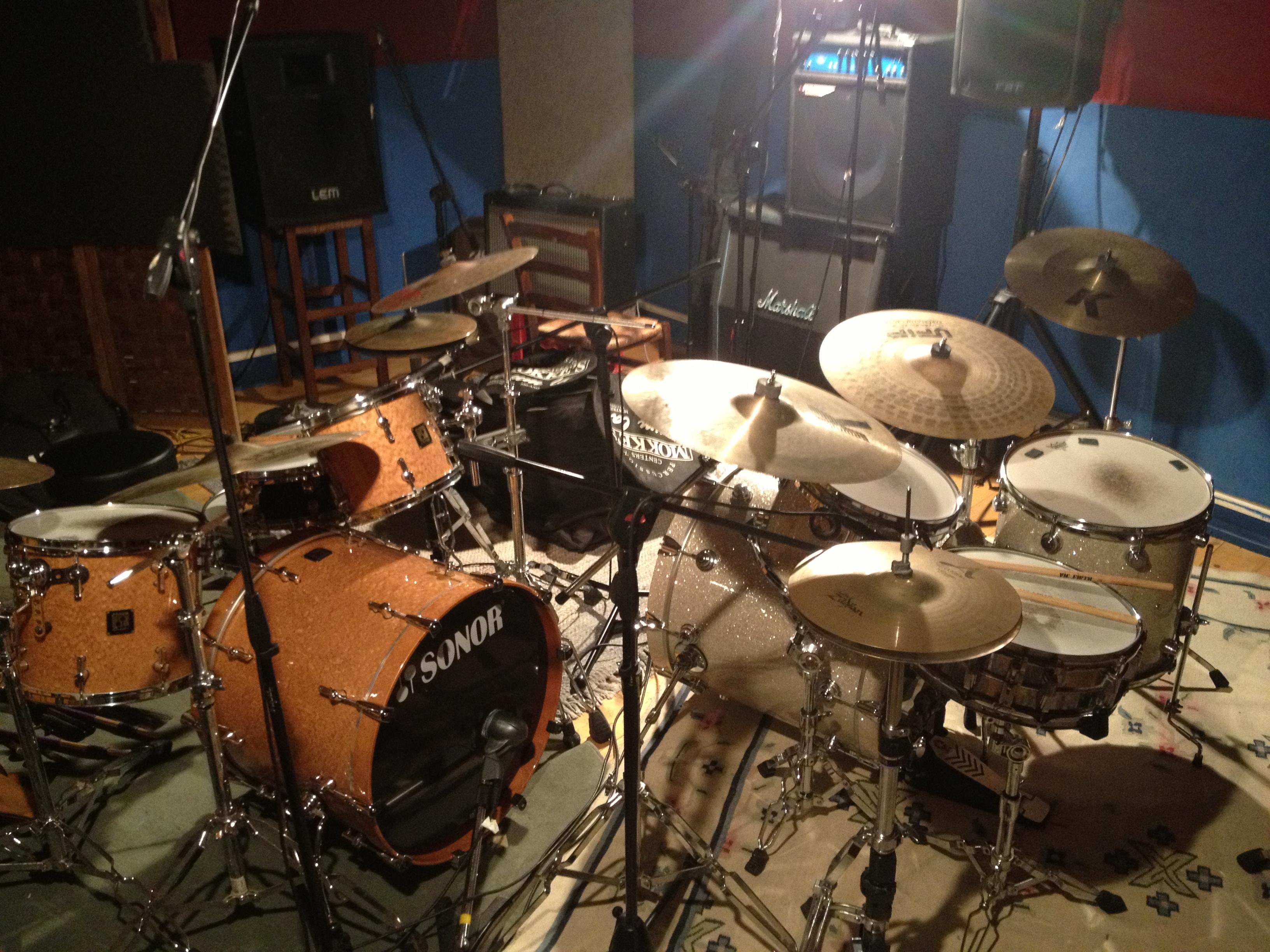 Il Batterista in Studio – Progetto didattico – a cura di Matteo Breschi