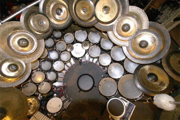 La Postura del Batterista Moderno – Articolo tecnico – a cura di Matteo Breschi